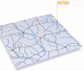 3d view of Rutan