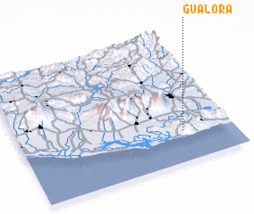 3d view of Gualora