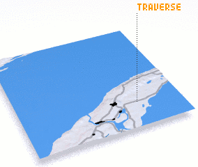 3d view of Traverse