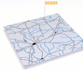 3d view of Geiger