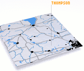 3d view of Thompson