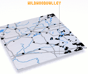 3d view of Wildwood Valley