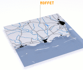 3d view of Moffet