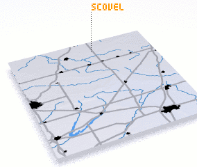 3d view of Scovel