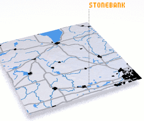 3d view of Stonebank