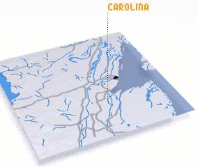 3d view of Carolina