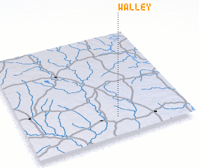 3d view of Walley