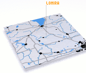 3d view of Lomira