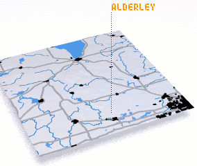3d view of Alderley