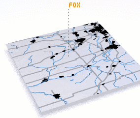 3d view of Fox
