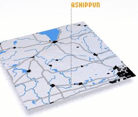 3d view of Ashippun