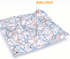 3d view of Gualcince