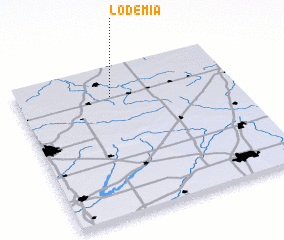 3d view of Lodemia