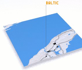 3d view of Baltic