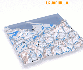 3d view of La Jagüilla