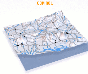 3d view of Copinol