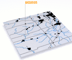 3d view of Wedron