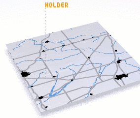 3d view of Holder