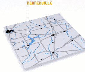 3d view of Rennerville