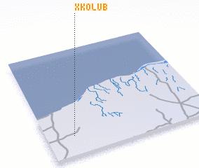 3d view of Xkolub