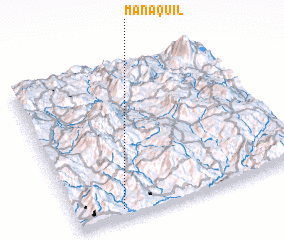 3d view of Manaquil