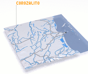 3d view of Corozalito