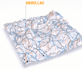 3d view of Vainillas