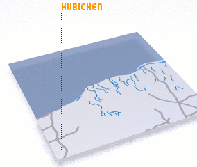 3d view of Hubichén