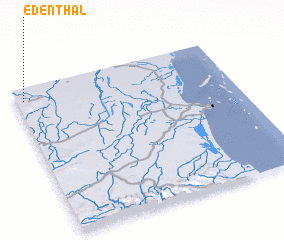 3d view of Edenthal
