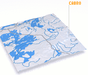 3d view of Cabro