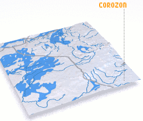 3d view of Corozon