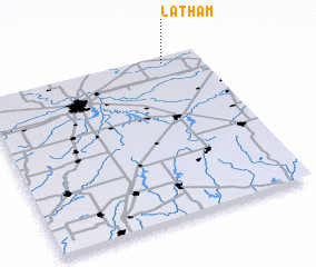 3d view of Latham