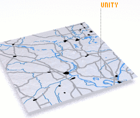 3d view of Unity