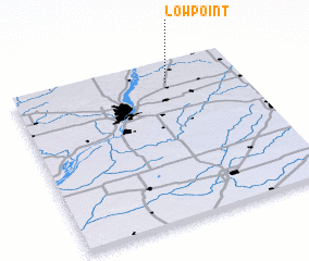 3d view of Low Point