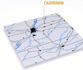 3d view of Cazenovia