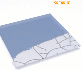 3d view of Sacapuc