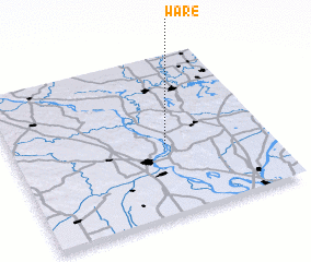 3d view of Ware