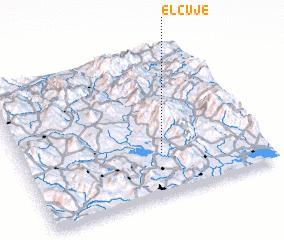 3d view of El Cuje