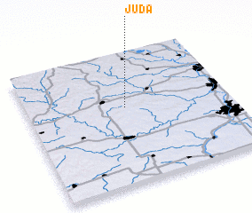 3d view of Juda