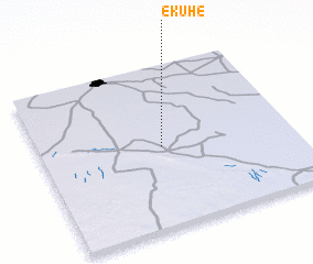 3d view of Ekuhé