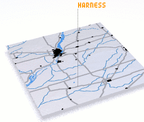 3d view of Harness