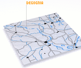 3d view of Degognia