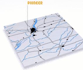 3d view of Pioneer
