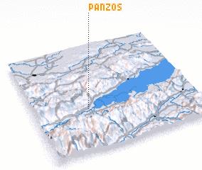 3d view of Panzós