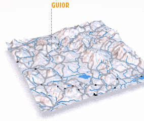 3d view of Guior