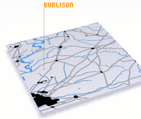 3d view of Burlison