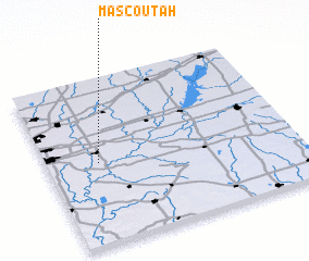 3d view of Mascoutah