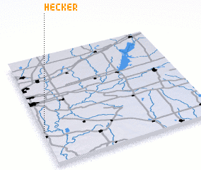 3d view of Hecker