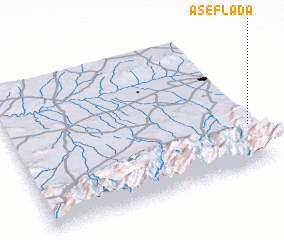 3d view of Aseflada