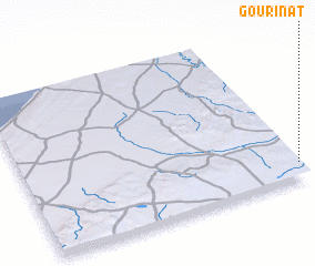 3d view of Gourinat